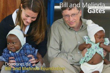 Bill and MelindaGates