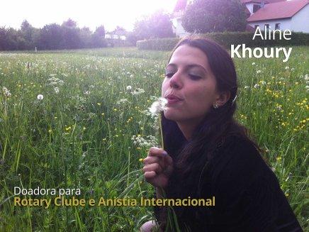 Aline Khoury