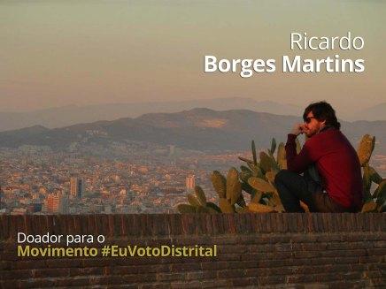 Ricardo Borges Martins