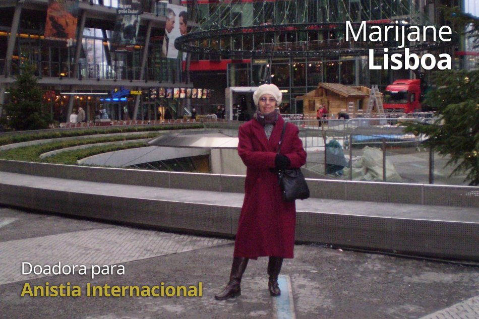 Marijane Lisboa